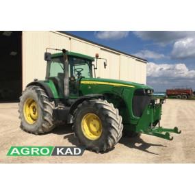 Трактор John Deere 8420