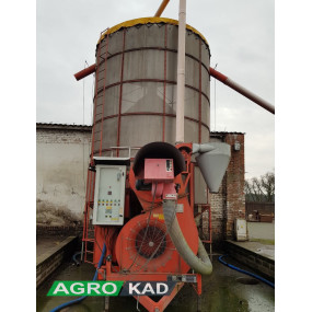 Мобильная зерносушилка Pedrotti XL400
