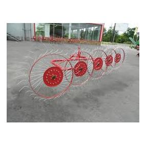 Грабли-ворошилки WIRAX 5 колес