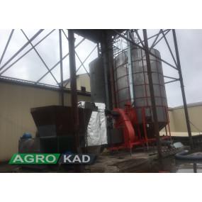 Мобильная зерносушилка Pedrotti XL420